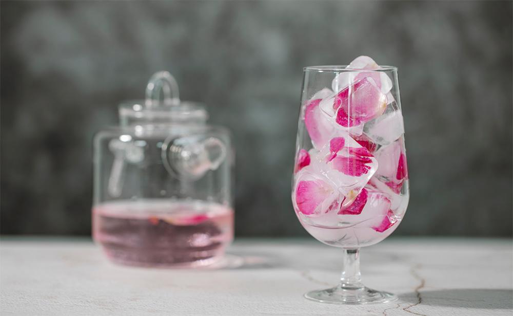 rose drink benefits
